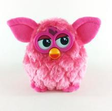 15 см Электронные Домашние животные Furbiness Boom Talking Phoebe Интерактивные животные Сова электронная запись Дети Рождественский подарок игрушки