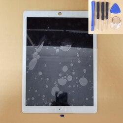 100% Tetsed alta calidad para iPad Pro 12,9 A1652 A1584 LCD pantalla táctil digitalizador reemplazo de montaje