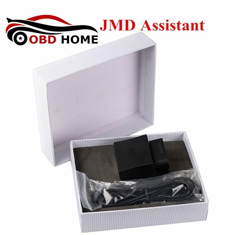 Новое поступление JMD помощник Handy Детские OBD адаптер для VW для Volkswagen ID48 чип Поддержка все основные потерял