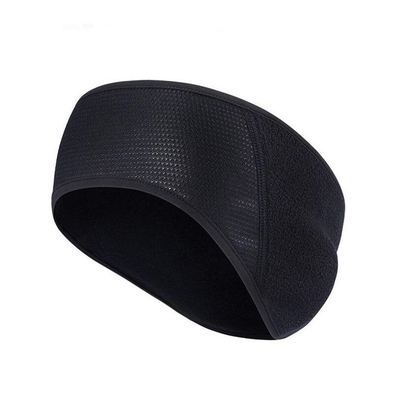 snowshine2#4501Bike Bicycle Cycling Caps Windbreak Pattern Warm Wind Ear Headband Running Head Guard