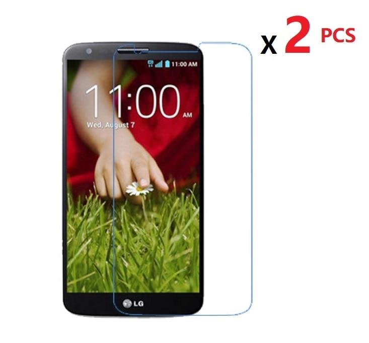 Из 2 предметов высокий ясный Экран протектор для LG G3 G2 G3 Stylus глянцевая пленка Защитная для LG G Flex g pro G3 мини G3 beat