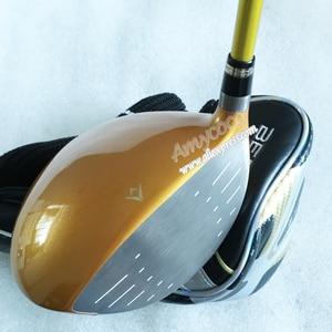 Image 3 - 새로운 골프 클럽 혼마 S 03 4 성급 골프 드라이버 9.5 또는 10.5 로프트 흑연 골프 샤프트 R 또는 S 플렉스 클럽 드라이버 Cooyute 무료 배송