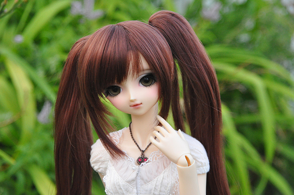 1/12 scale nude BJD kid elf SD Joint doll Resin figure