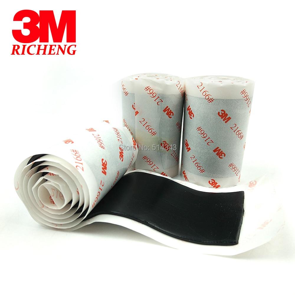 3 м Бутилкаучуковая лента 2166, отличная устойчивость к атмосферным воздействиям и водонепроницаемость, герметичность