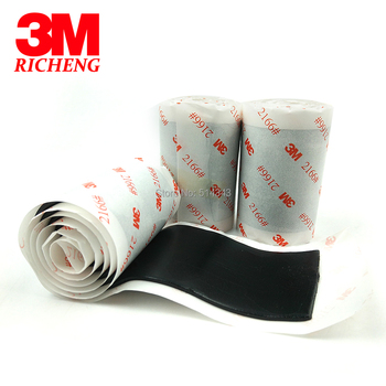 3M Butyl Rubber Tape 2166, Excellent weather resistance and waterproof, sealing performance - sale item Hardware