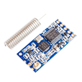 HC-12 SI4463 inalámbrica microcontrolador serie, 433 de largo alcance, 1000 M con la antena para Bluetooth