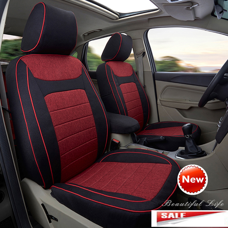 Aliexpress.com  Buy Custom Seat Cushion For Ford Focus 2 2009 Car Seat Covers for Cars Seat Supports Interior Accessories Car Styling Front u0026 Back from ... & Aliexpress.com : Buy Custom Seat Cushion For Ford Focus 2 2009 Car ... markmcfarlin.com