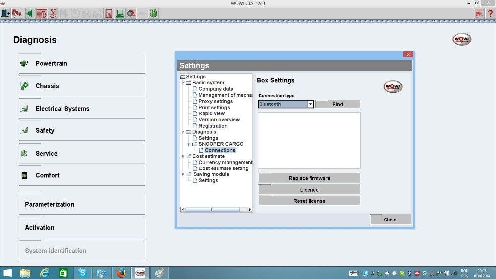 Wurth WoW! Cargo Information System (CIS) v1.9.0 Multilanguage+keygen