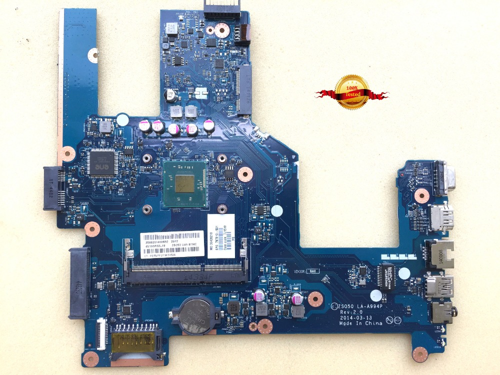 Top quality,For HP 761541-501 mainboard 15 15-R LA-A994P motherboard 761541-501 laptop motherboard,100% Tested 60 days warranty 788289 001 for hp laptop mainboard 15 15 r la a994p motherboard 788289 501 laptop motherboard 100% tested 60 days warranty