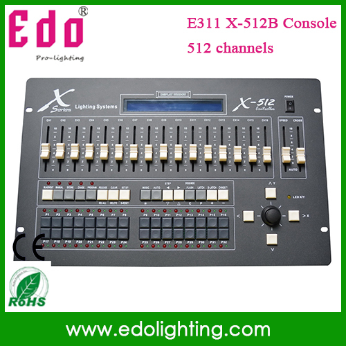 Stage Lighting 512ch Dmx Console Sunny