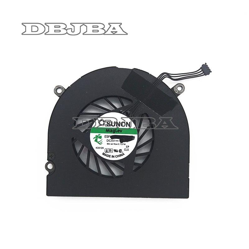 """Ventilateur pour Apple MacBook Pro Unibody A1286 MC118LL 2009 15 """"refroidissement cpu"""