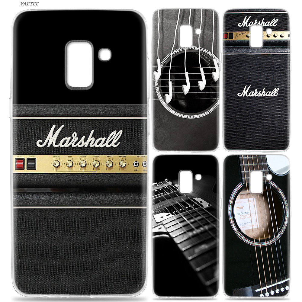 Phone Bags & Cases Half-wrapped Case For Samsung Galaxy J1 J2 J3 J4 J6 J5 J7 J8 A3 A5 A7 2016 2017 2018 Shell Soft Mobile Phone Cases Piano Guitar Music Is My Life Cheap Sales