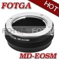 Fotga Переходное Кольцо для Minolta MD Крепление Объектива к Canon EF-EOS M беззеркальных камеры для ef/efs объектива