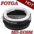 Fotga Anel Adaptador Minolta MD Montagem Da Lente para Canon EF-EOS M mirrorless camera para ef/efs lente