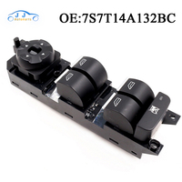 7S7T14A132BC Window Lifter Switch For Ford Mondeo MK4 S MAX GALAXY 07 12 7S7T 14A132 BC