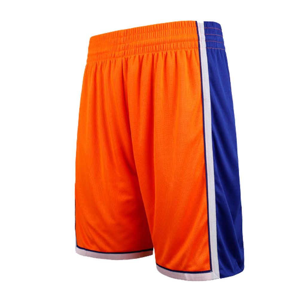 ยี่ห้อ SANHENG เกมบาสเกตบอลกางเกงขาสั้นตะกร้ากางเกงขาสั้นผู้ชายยุโรปขนาดกีฬากางเกงขาสั้น Pantaloncini ตะกร้า 305B