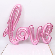 Beautiful Love Baloon Inflatable Balls Air Love Shape Decoration For Valentine Christmas Party Wedding LXY9 JY18