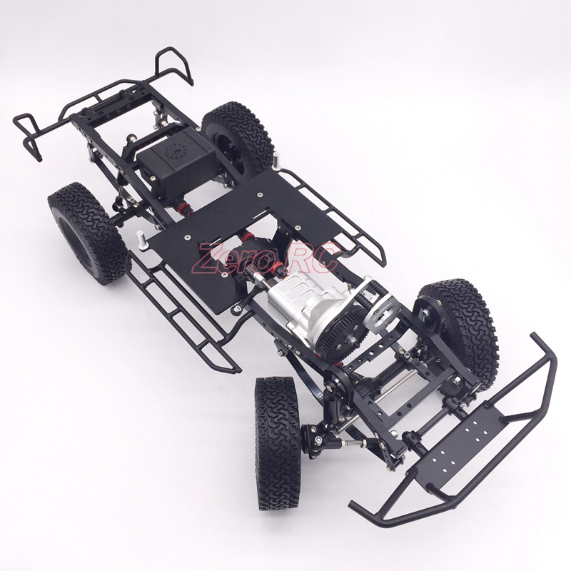 1/10 OFFROAD R3 2 SPEED FULL METAL TF2 CHASSIS TRAIL FINDER 2 TRUCK KIT RC4WD Браслет