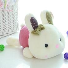 20cm Lovely Rabbit Plush Toy Stuffed Soft Rabbit Doll Baby Kids Toys Animal Cute Rabbit Toy Girl Toys Plush Gift Birthday Gifts цена в Москве и Питере