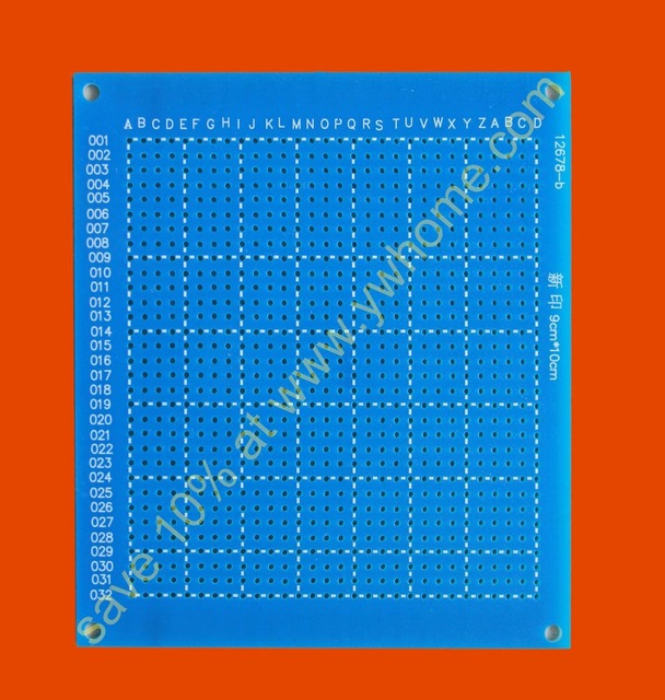 9x10cm single side prototype pcb panel universal circuit board glass rh aliexpress com