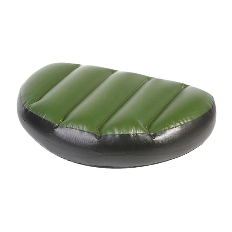 Kayak Inflatable Seat Cushion Soft Cushion Drifting Canoe Seat Inflatable Boat Universal Cushion