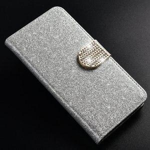 Image 2 - Skóra miękka silikonowa całkiem ładna obudowa do xiaomi Redmi 6 Redmi 6A 6 Pro odwróć Stander portfel Phoen skrzynki pokrywa Redmi 6 Pro