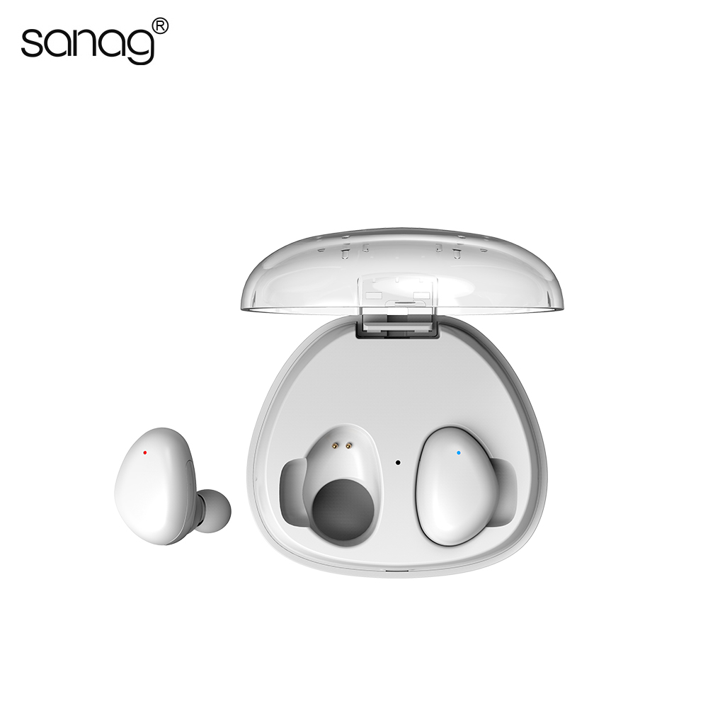 e8ab9338632 2017 Newest Sanag Real Wireless Bluetooth Headset In Ear Waterproof  Anti-shedding Earphone Stereo Noise Cancelling Air-p