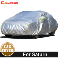 Cawanerl For Saturn L Series SL SW SC Vue Thicken Car Cover Waterproof Anti UV Sun Snow Hail Rain Dust Protect Cotton Auto Cover