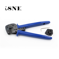1PC X MC4 Crimping tool for MC4 connector 2.5 4 6.0mm2 solar cable PV line Crimp tools DIY solar power system connect A2546B