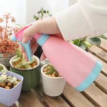Практические милый лейкой пульверизатор ручной давление распылитель для цветочных растений бонсай сад инструмент