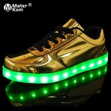 Женские и мужские тапочки унисекс, размер 35 44, USB туфли со светодиодной подсветкой и подсветкой, красовки, светящиеся туфли с подсветкой светящиеся