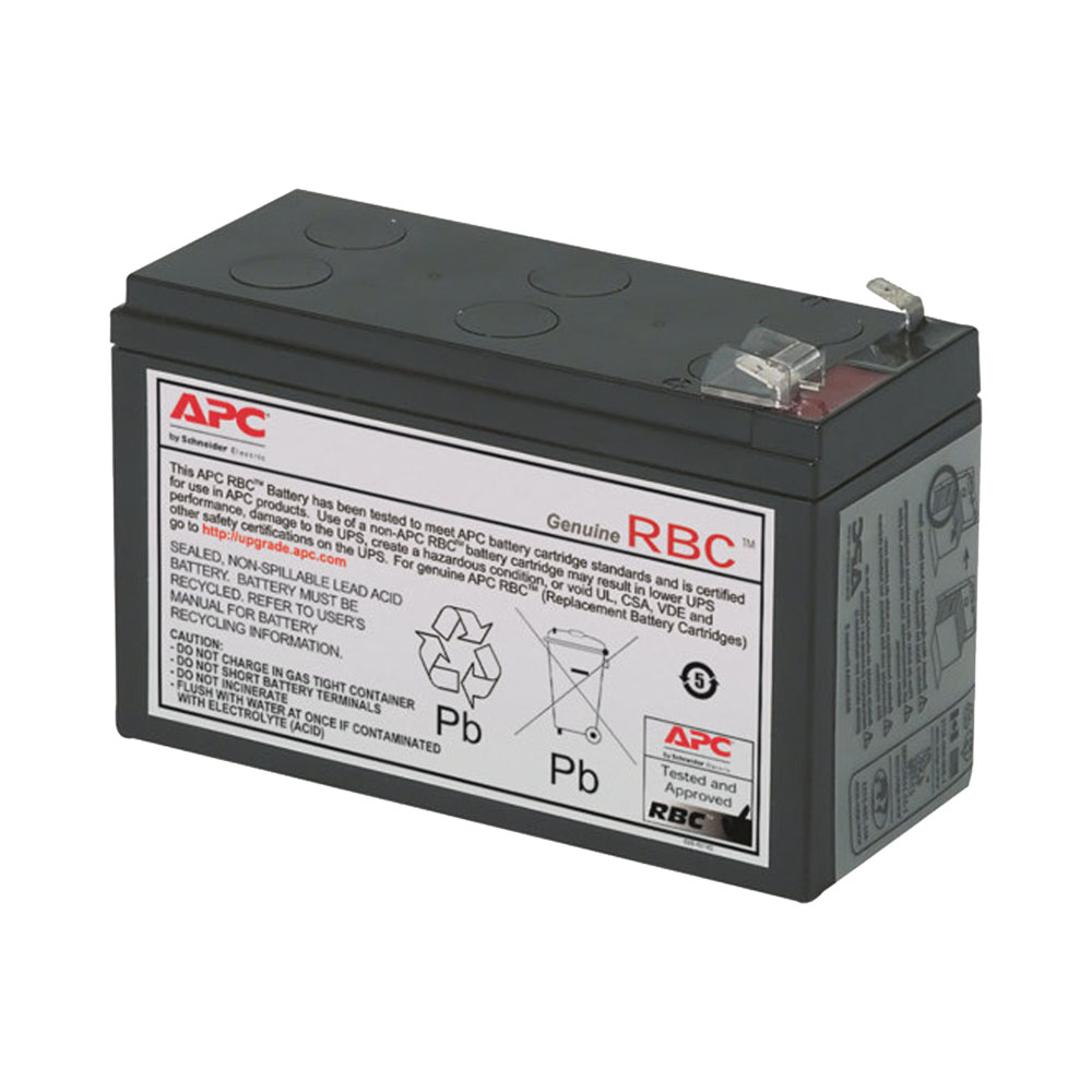 Battery for APC APCRBC105 UPS Consumer Electronics Accessories & Parts Batteries Rechargeable Batteries aluminum project box splitted enclosure 25x25x80mm diy for pcb electronics enclosure new wholesale
