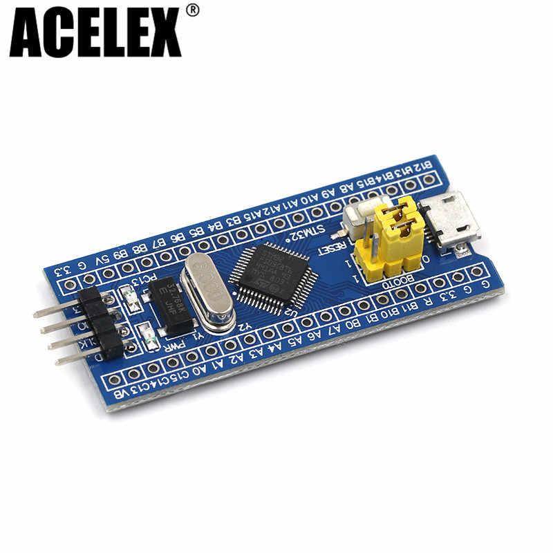 STM32F103C8T6 ARM STM32 Минимальный Системы, макетная плата, модуль для arduino DIY KIT