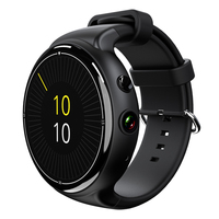 3G Smart Wrist Watch Phone 2GB 16GB 5MP Camera Voice Search Pedometer Heart Rate Monitor I4