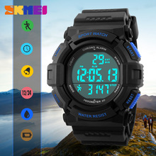Brand Mens Sports Watches LED Digital Outdoor Men Military Watch Backlight chronograph Wristwatches reloj hombre 2018 run watch