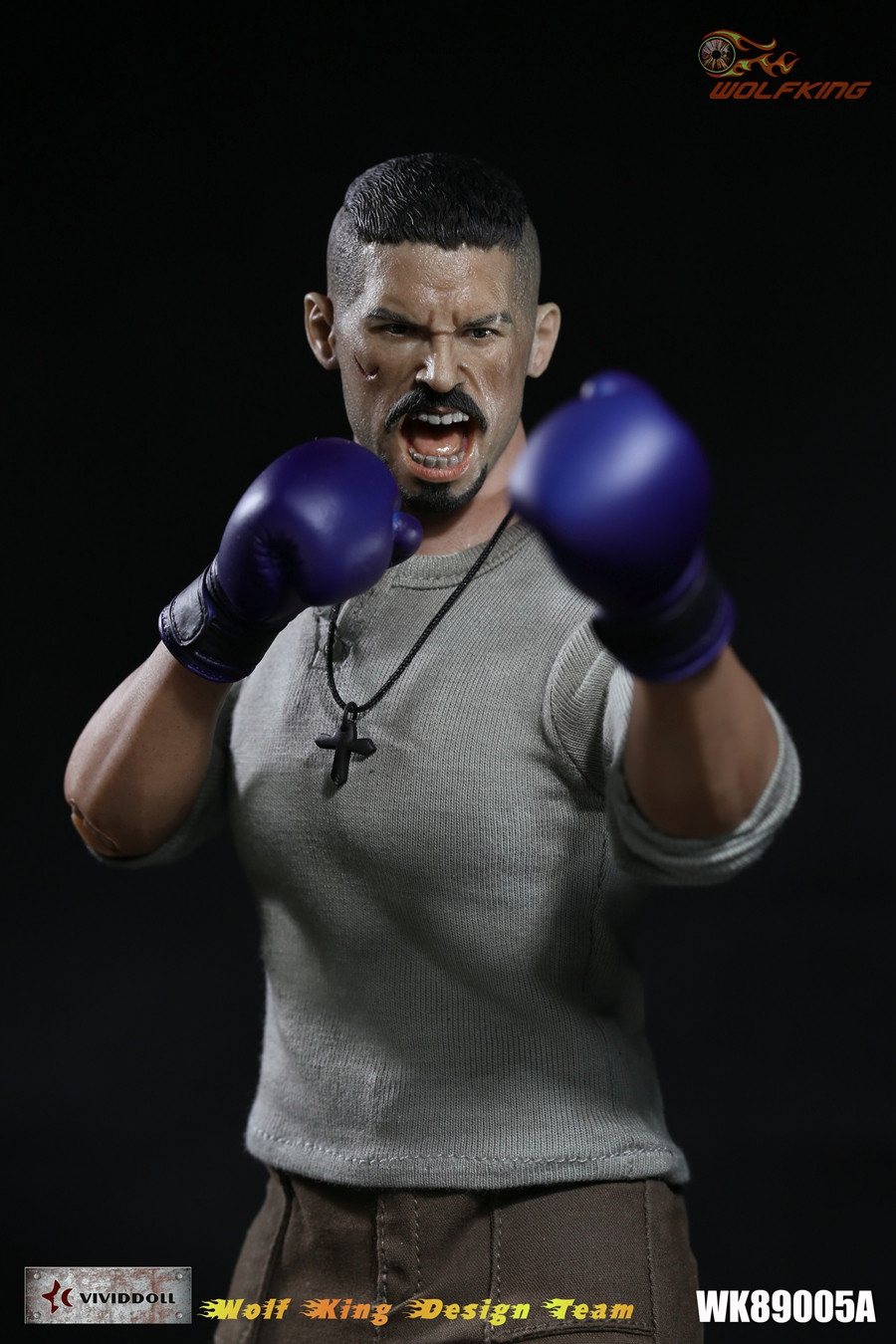 1/6 scale figure doll Scott Adkins clothes with undisputed Uri Boyka head for 12 Action figure accessories.not include body 1 6 scale resident evil 6 leon scott kennedy full set action figure for collections