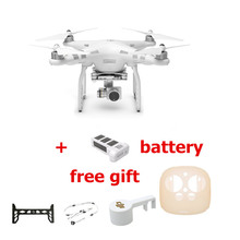 Freeshipping DJI Phantom 3 Advanced drone with 1080p Camera  with Brushless Gimble GPS system RC Quadcopter Free Gift