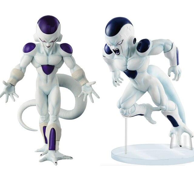 Figurine do Anime Dragon Ball Freezer Em Quadrinhos 19 cm DXF QUE DÓI! Freeza Freezer PVC Figuras de Ação Brinquedos Modelo Akira Toriyama # E