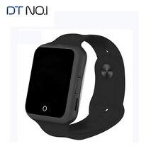 НЕТ. D3 Bluetooth Сердечного ритма Смарт-Часы SIM/TF 1.22 Экран 0.3 МП Камера Наручные Часы Для Android IOS Дети Часы Малыш Подарок НОВЫЙ