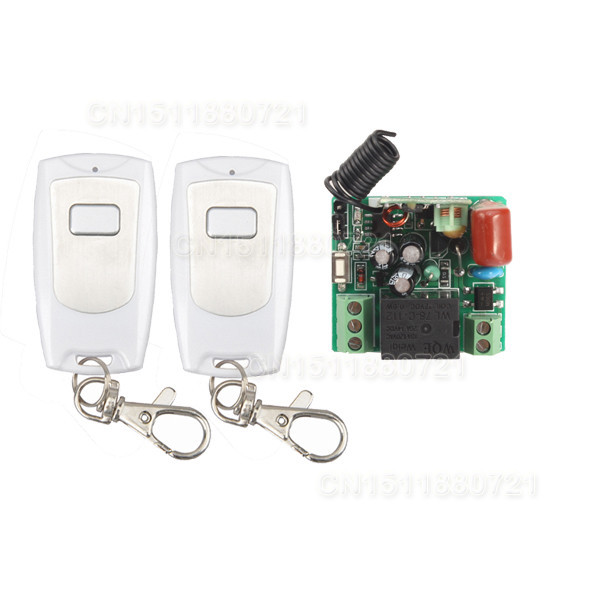 Popular Mini Light Switch-Buy Cheap Mini Light Switch lots from ...:Smart Switch 1Channel Wireless Relay 220V Remote Control Light Switch RF  Mini Receiver With 2pcs Transmitter,Lighting