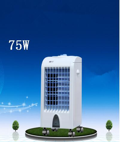 Air-conditioner Fan Cooling Fan Home Cooler Refrigerator Mobile Small Silent Mechanical Remote Control Fan 220V 75W air conditioner fan household air cooling fan air cooling small mechanism has remote control timing function fls 120lr