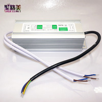 Wholesale 1 Pcs LED Driver Power Supply 12V 60W 5A Outdoor Waterproof Power Supply For 5050