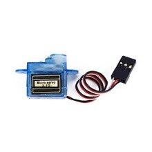 Micro servomoteur 3.7g pour contrôle davion, hélicoptère, modèle 4.8 à 7.2 Volts, Micro servomoteur de Direction