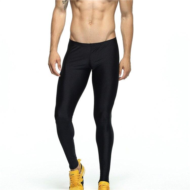Men Workout Leggings Black Skinny Sweatpants Fitness Bodybuilding Pants Women Fitness Trouser High Stretched Pants Plus Size 5XL
