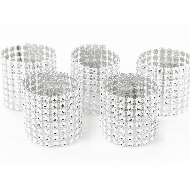 10 pieces Napkin Ring Holders