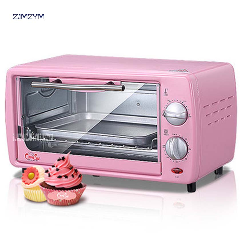 1 pcs CS1201A2 Home Cooking Mini Oven 12L Stainless Steel Electric Oven Pizza Oven Cake Toaster Kitchen Appliances 220V/ 650W stainless steel electric double ceramic stove hot plate heater multi cooking cooker appliances for kitchen 220 240v vde plug