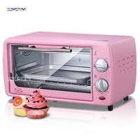 1 pcs CS1201A2 Home Cooking Mini Oven 12L Stainless Steel Electric Oven Pizza Oven Cake Toaster Kitchen Appliances 220V/ 650W