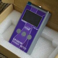 LS123 UV Power Meter Tester Spectral Wavelength 260nm 380nm radiometer UV Radiometers