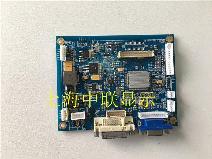 Military Wide Temperature LCD Driver Board, Industrial LCD Driver BoardMilitary Wide Temperature LCD Driver Board, Industrial LCD Driver Board