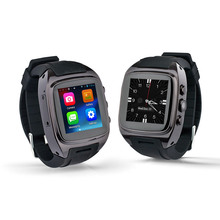 5Pcs/Lot, DHL Free X01 Android 4.4 2G/3G Smart Watch Phone 1.3GHZ MTK6572 Dual Core 4GB ROM 3MP Camera Pedometer Heart Rate